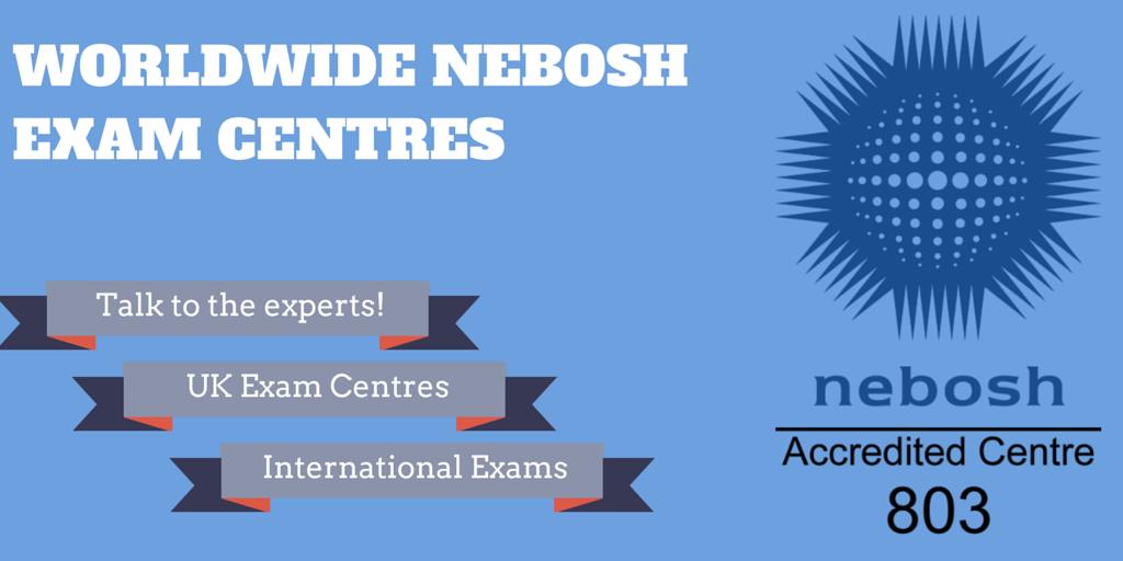 NEBOSH exam banner