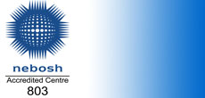 NEBOSH Training Centre 803 Logo
