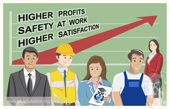 Key Benefits of Providing Health And Safety Training For Employees