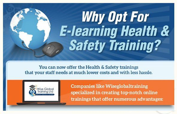 Why Opt for Health and Safety Training Via eLearning?
