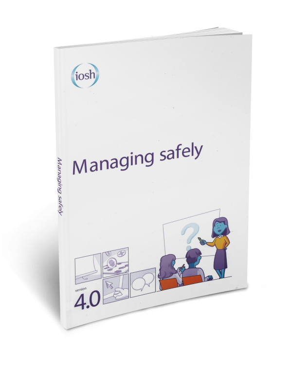 iosh managing safely, iosh managing safely online