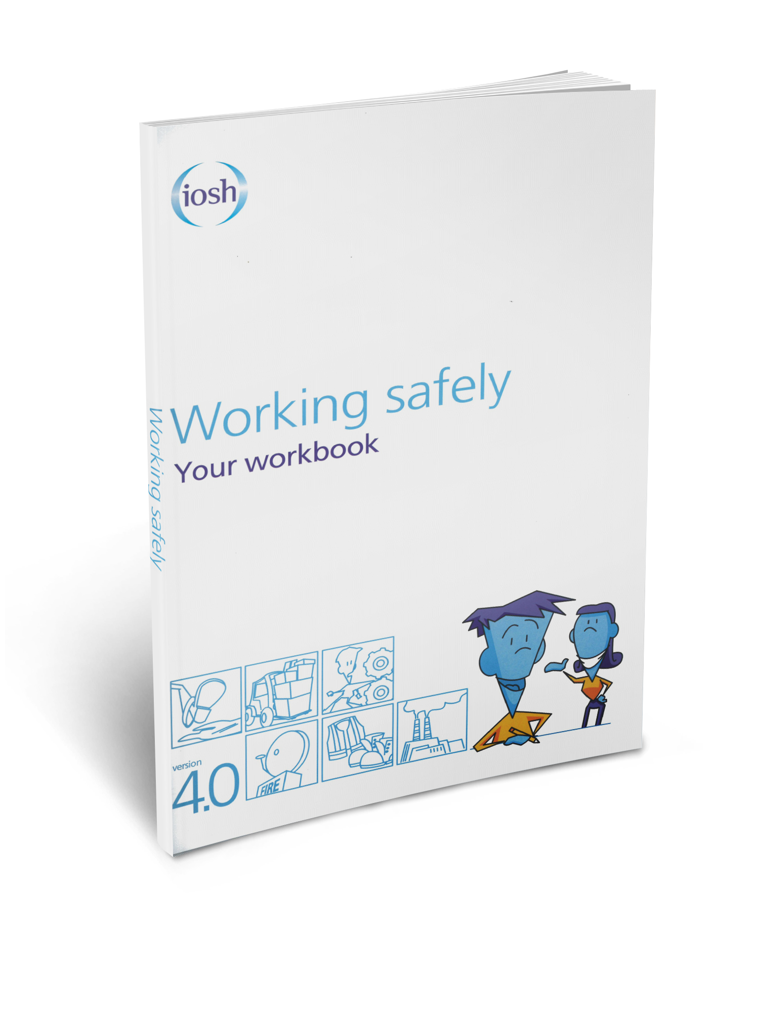 work safety online, iosh working safely