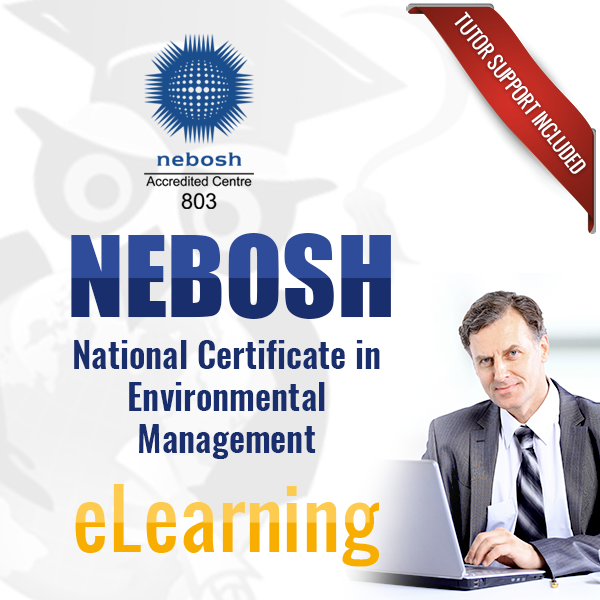 NEBOSH National Certificate in Environmental Management