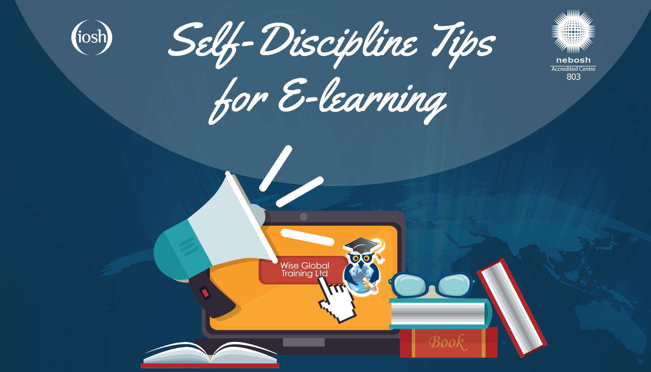Three self-discipline tips for online learning