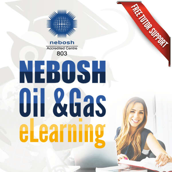 NEBOSH Oil and Gas Image