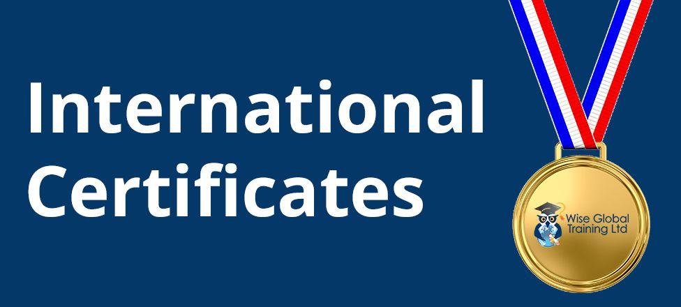 NEBOSH International Certificate