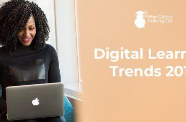 2019 Digital Learning Trends
