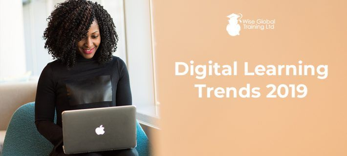 2019 Digital Learning Trends